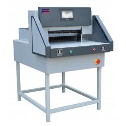 Papiersnijmachine FO-4880TS met lakschade